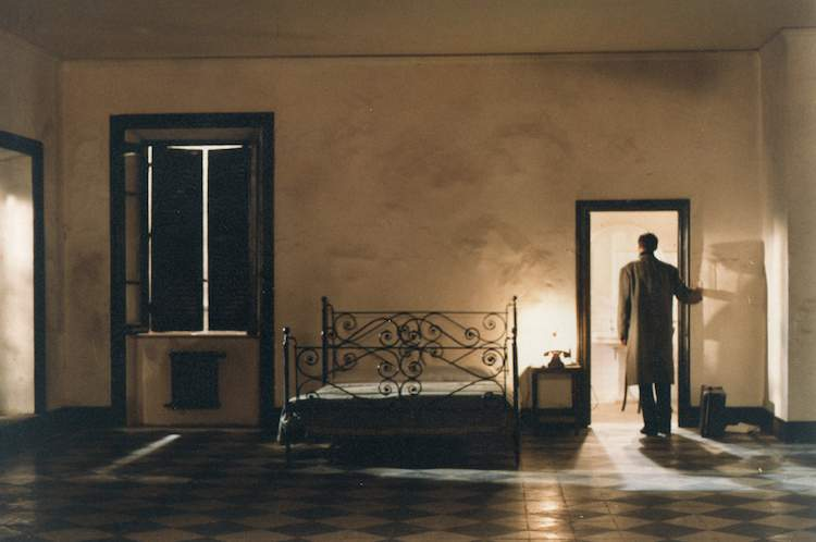 Still from Nostalgia by Andrei Tarkovsky