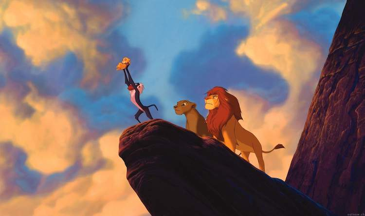 The Lion King promo still - IFI Family Festival