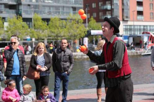 Docklands Summer Festival 2016