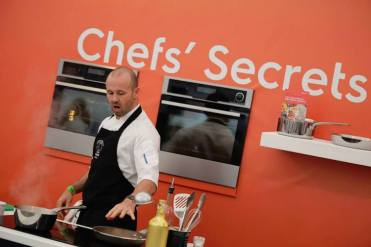 Taste of Dublin Chef's Secrets