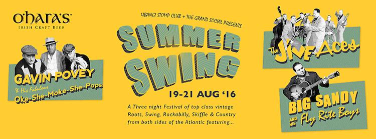 Summer Swing Festival Dublin