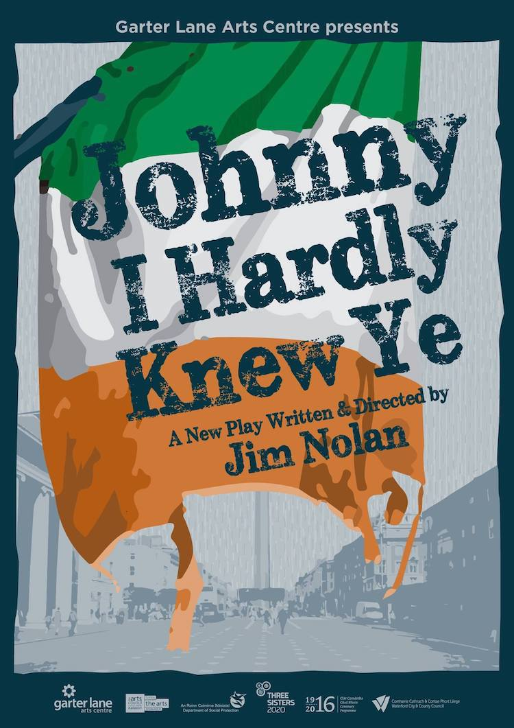 Jim Nolan's Johnny I Hardly Knew Ya