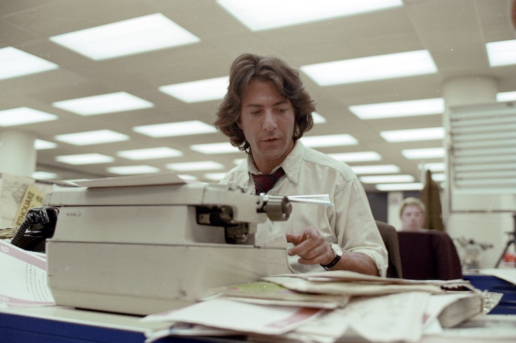 All The President's Men Dustin Hoffman