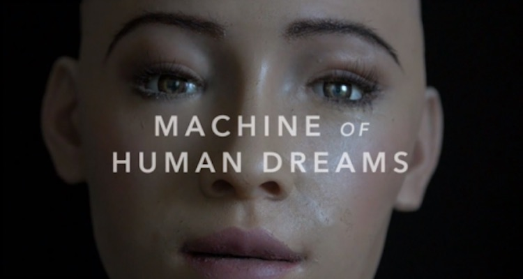 MACHINE OF HUMAN DREAMS FILM SCREENING