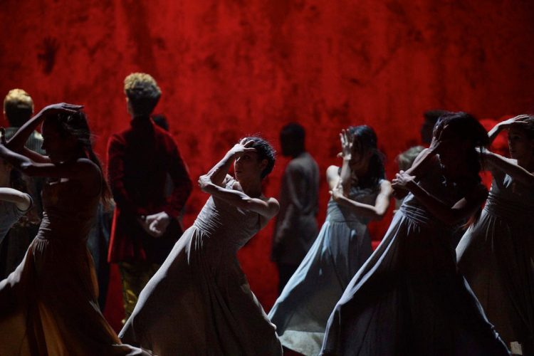 Dublin Dance Festival - Akram Khan's Giselle - Photo Laurent Liotardo