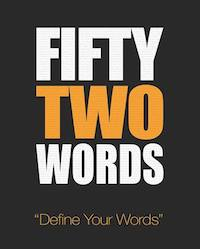 FiftyTwoWords logo