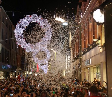 Dublin At Christmas Upcoming Events Christmas Markets