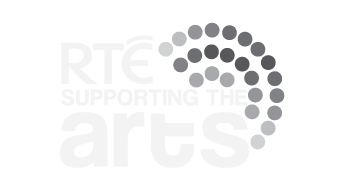 RTE Supporting the Arts logo