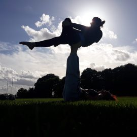 Open Level Acroyoga