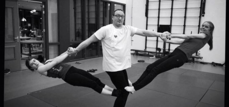 Partner Acrobatics Workshop with Hugo Hanssen