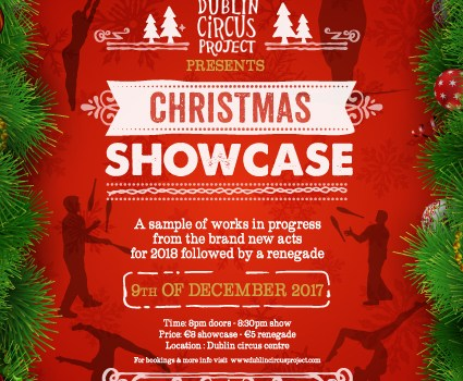 Winter Showcase and Renegade at Dublin Circus Project
