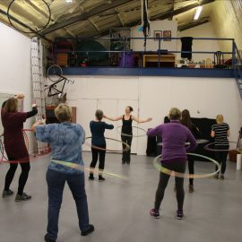 Hula Hoop 4-week Course
