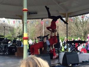Trio Acrobatics