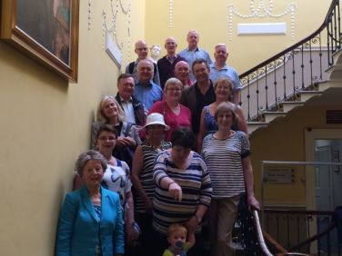 Dublin Decoded August Tour for IGS