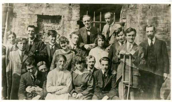 Sinn Fein 1918-2 (Feb?) 1918 Collins, Brennan, from Conemamra, (later ambasador to Washington