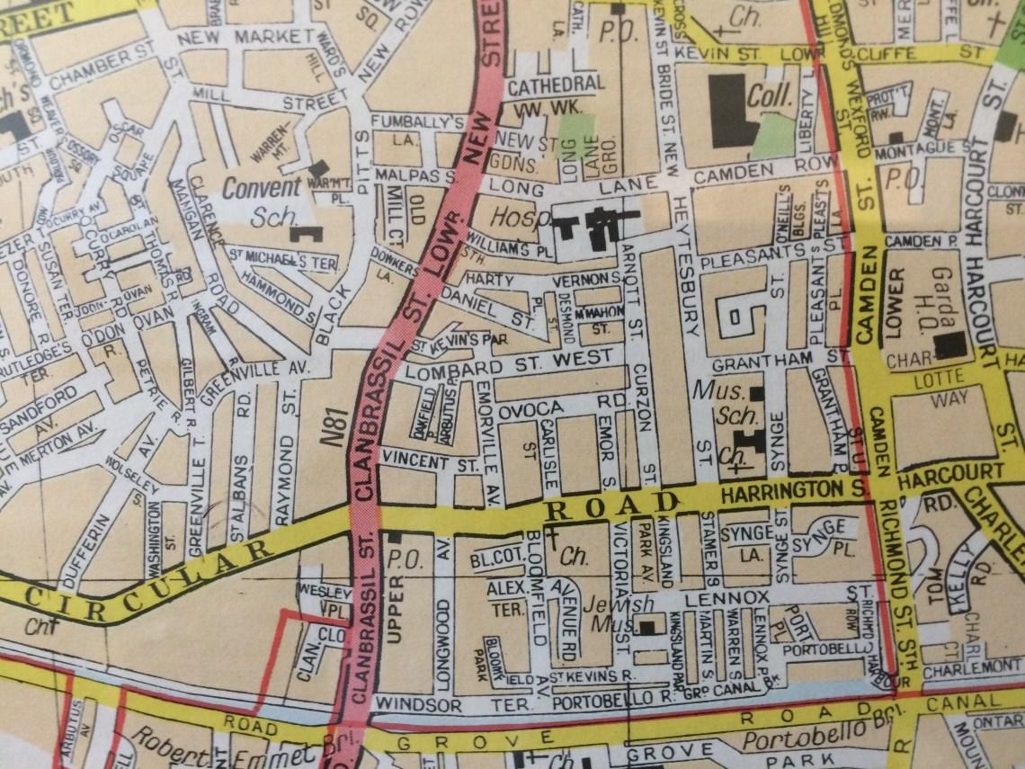 Clanbrasil St, Camden & Portobello