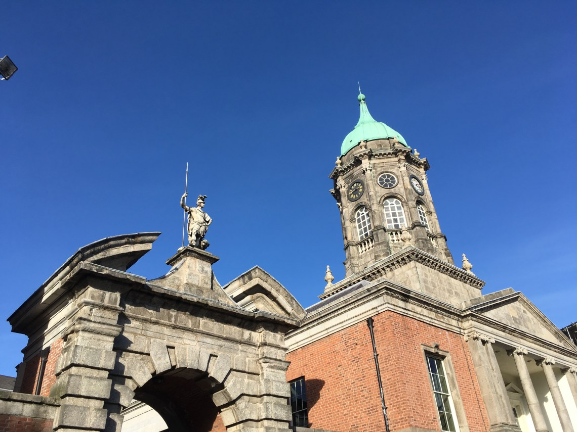 Dublin Castle with Arran Henderson and Dublin Decoded Tours