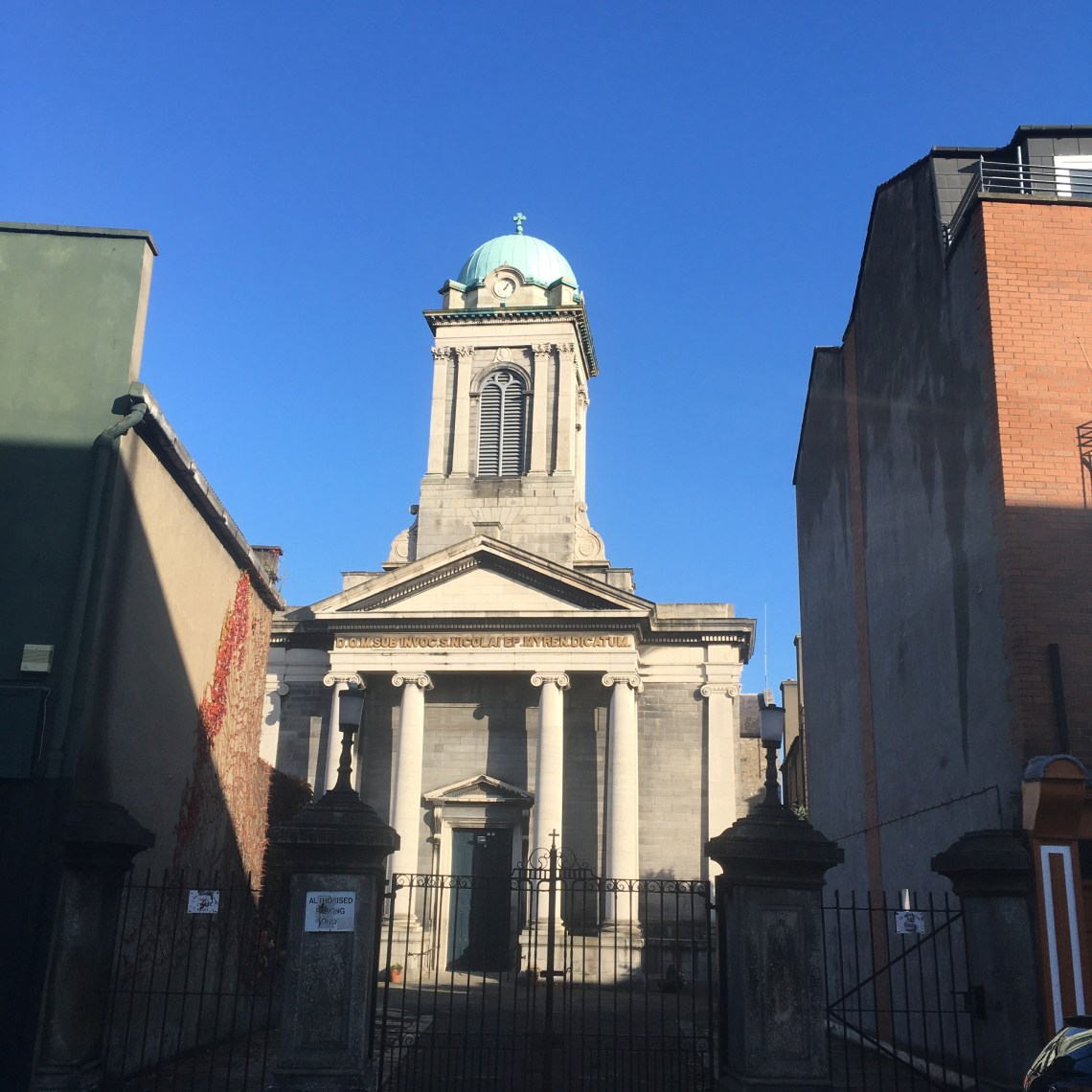 Liberties Dublin Walking Tour with Arran Henderson picture copyright Dublin Decoded Tours 3