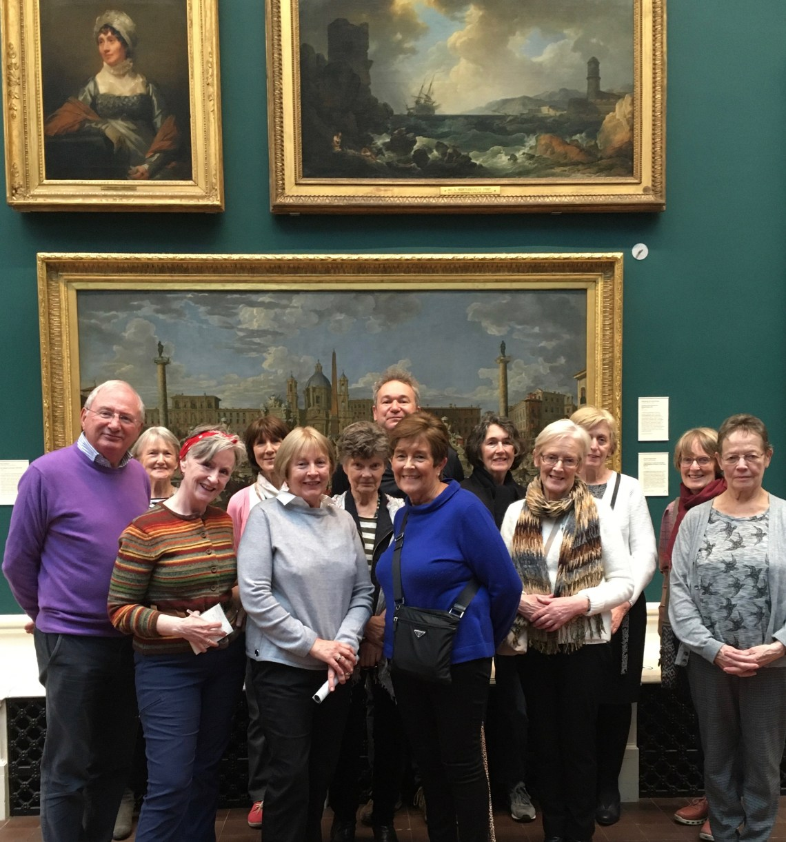 National Gallery of Ireland Dublin Private Art Tour with Arran Henderson picture copyright Dublin Decoded Tours