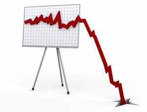 falling rates chart