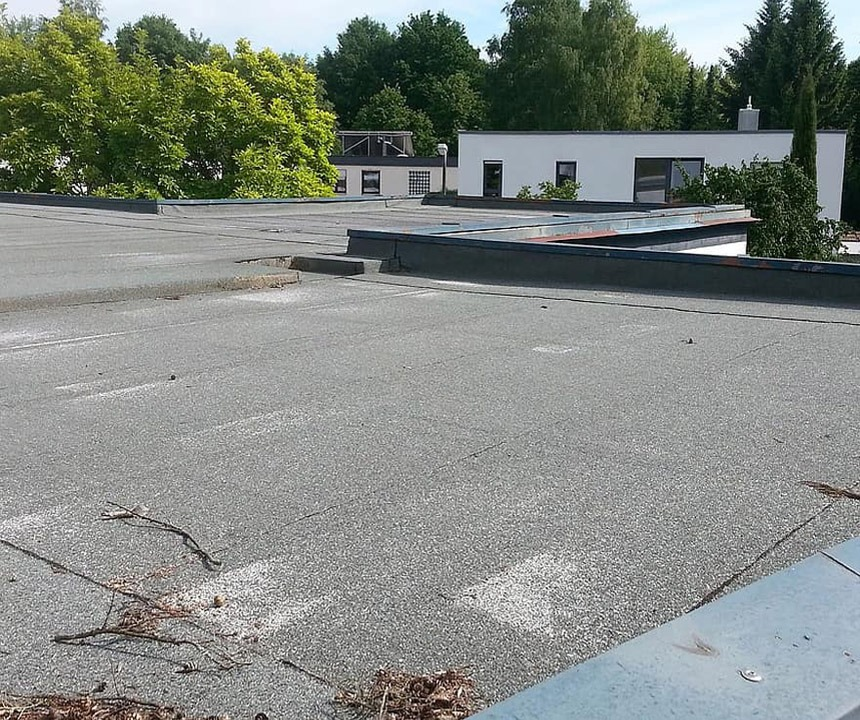 Roofers in Dublin flat roof