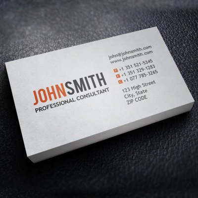 Deluxe Business Cards