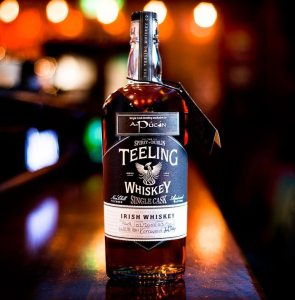 An Pucan Whiskey Bar Galway Teeling Irish Whiskey