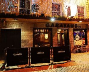 Garavans irish whiskey bar galway
