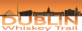 The logo of Dublin Whiskey Trail