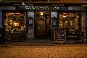 Irish Whiskey Trail Garavans Bar Galway