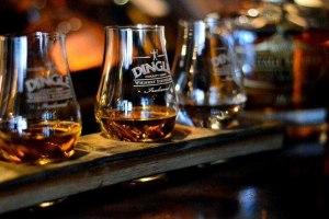 Irish Whiskey Trail Whiskey Tasting