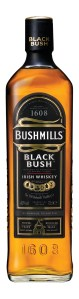 Dublin Whiskey Trail Bushmills Black Bush Irish Whiskey
