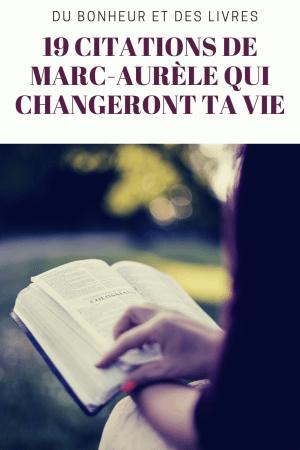 19 citations de Marc-Aurèle qui changeront ta vie
