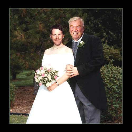 brett favre and john madden wedding