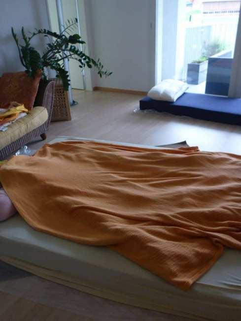30 Tage Wohnzimmer als Schlafzimmer
