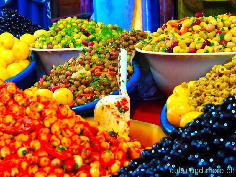 Moroccan Olives en masse
