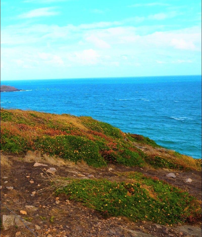 Dein Weg finden Meer