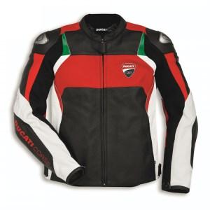 Ducati leren jas Corse C3 € 664,00