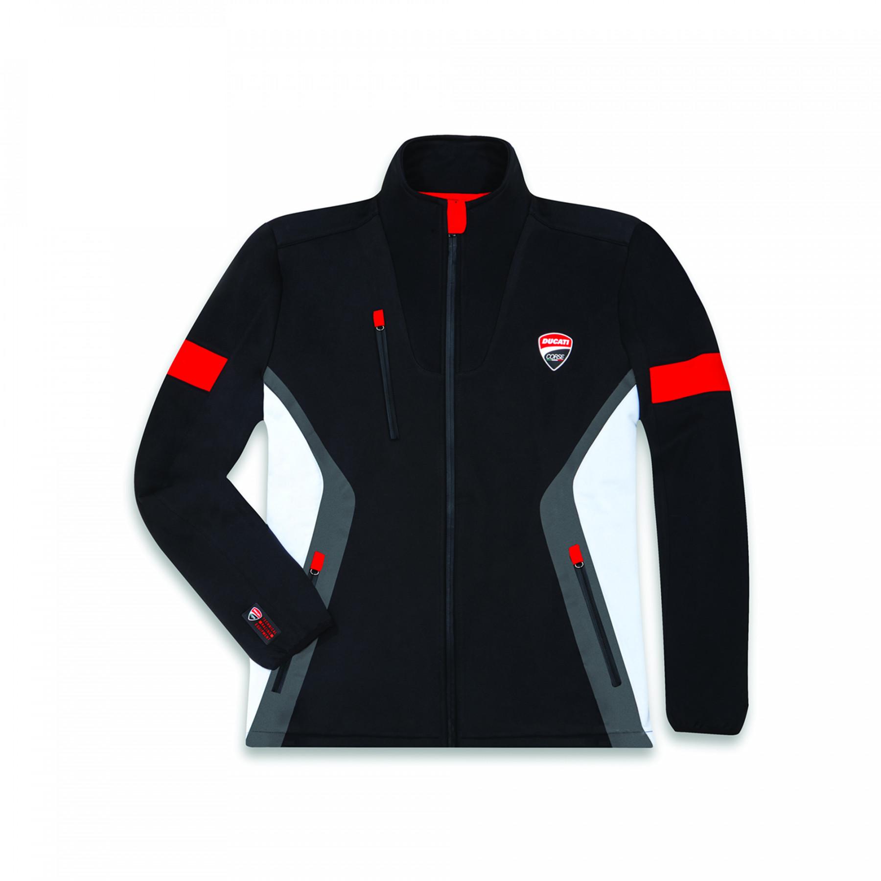 Ducati fleece jas Power Ducati Corse €98,50