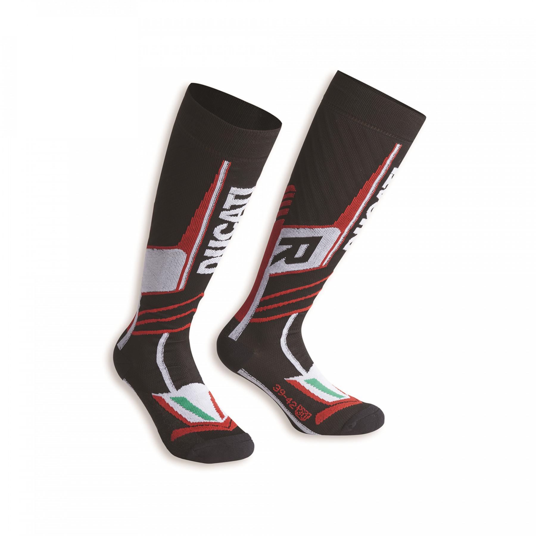 Ducati sokken Tech Performance V2 € 25,00