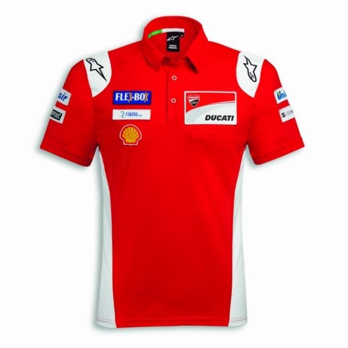 Ducati Replica GP 18 polo