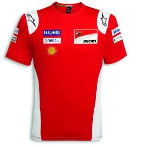 Ducati T-shirt Replica GP 18