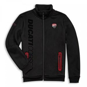 Fleece Jacket DC Track