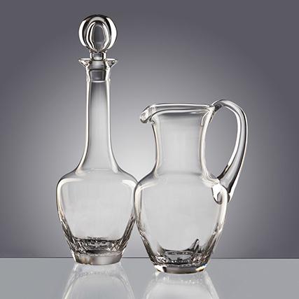 CALLIOPE BROCCA  E BOTTIGLIA Water Jug and Bottle  H 25,5 / 36 cm