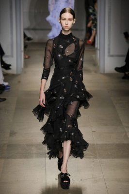 Erdem Fall-Winter 2017 London Womenswear Catwalks-006