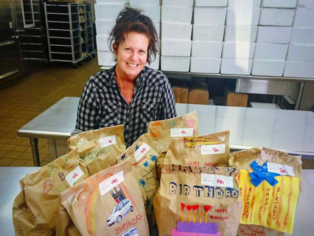 project angel food birthday bag donations needed