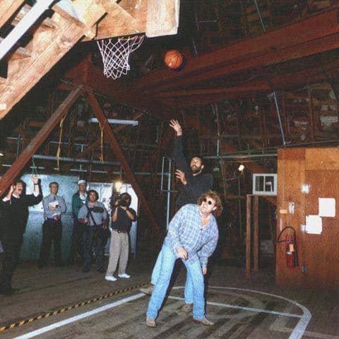 Matterhorn Basketball Court Duchess Of Disneyland