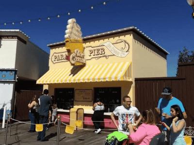 Paradise Pier Ice Cream Company