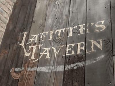 The Legend of Lafitte