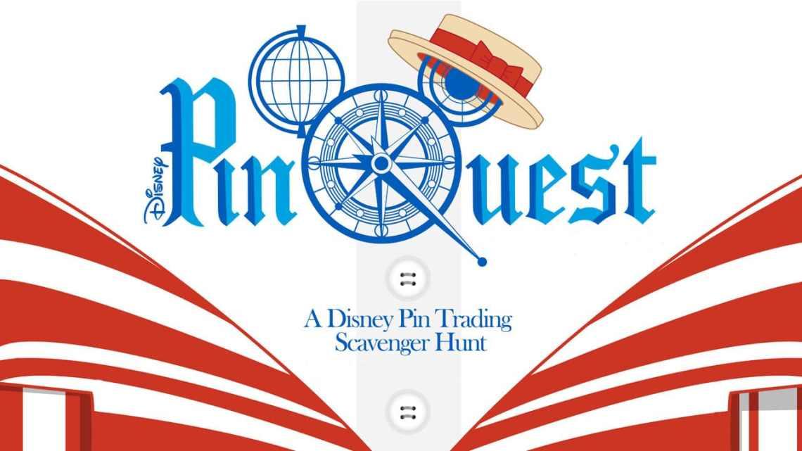DisneyPinQuest1